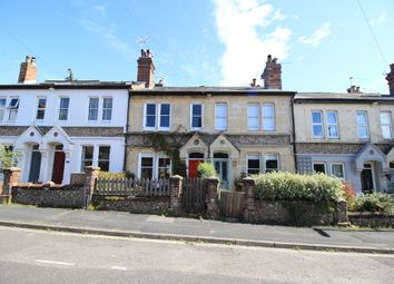 Thumbnail 3 bed terraced house to rent in Canute Road, Winchester