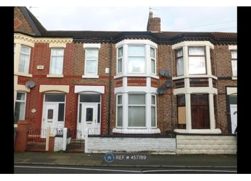 Thumbnail 3 bed terraced house to rent in Edith Road, Wirral