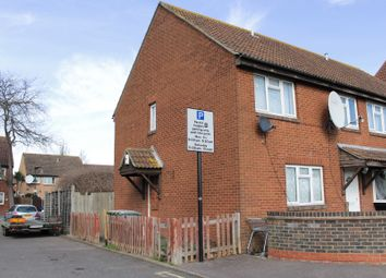 Thumbnail 2 bed end terrace house for sale in Bayne Close, Beckton