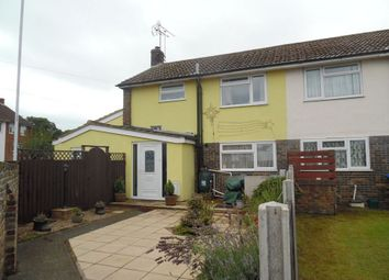Thumbnail 4 bed semi-detached house for sale in Manston Road, Ramsgate