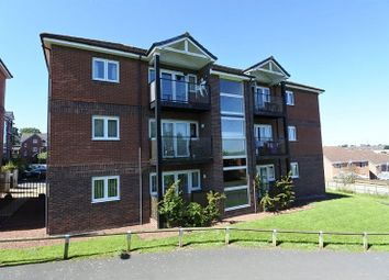Thumbnail 2 bed flat for sale in Pennine View Close, Carlisle