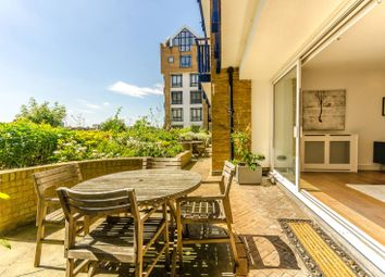 Thumbnail 3 bed flat to rent in Wapping High Street, Wapping