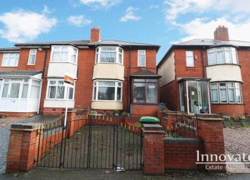 Thumbnail 3 bedroom semi-detached house for sale in Brades Road, Oldbury