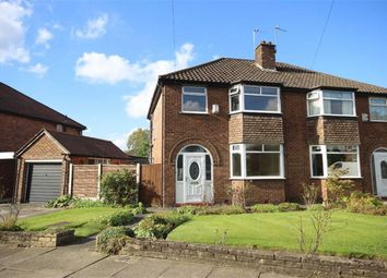 Thumbnail 3 bedroom semi-detached house for sale in Edenfield Lane, Worsley, Manchester