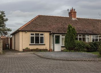 Thumbnail 3 bed semi-detached bungalow to rent in Mill Bungalows, Catterick Village, North Yorkshire.