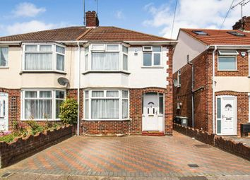 Thumbnail 3 bed semi-detached house for sale in Filmer Road, Leagrave, Luton