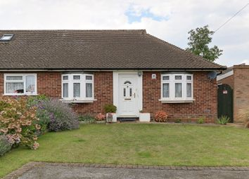 Thumbnail 2 bedroom semi-detached bungalow for sale in Mercer Avenue, Great Wakering, Southend-On-Sea