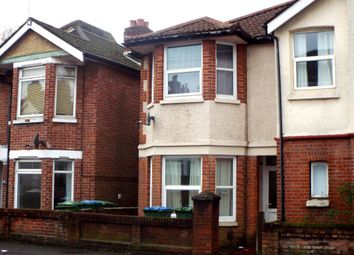 Thumbnail 3 bed property to rent in Newcombe Road, Shirley, Southampton
