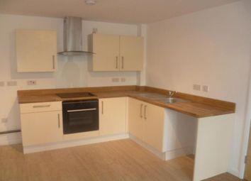 Thumbnail 1 bed flat to rent in The Brook, Chatham