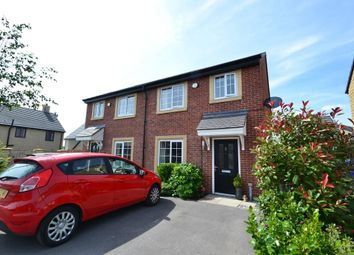 Thumbnail 3 bed semi-detached house for sale in Lune Road, Clitheroe, Lancashire