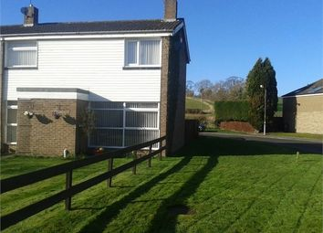 Thumbnail 3 bed end terrace house for sale in Piper Road, Ovingham, Northumberland.