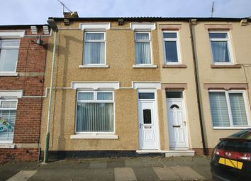 Thumbnail 2 bed terraced house for sale in Hercules Street, Darlington