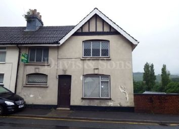 Thumbnail 3 bed semi-detached house for sale in Tregwilym Road, Rogerstone, Newport