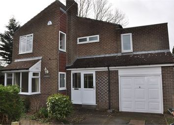 Thumbnail 4 bed detached house for sale in Hall Farm Close, Stocksfield