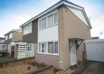 Thumbnail 3 bed semi-detached house for sale in Newfield Drive, Shrewsbury