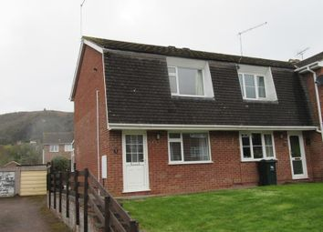 Thumbnail 2 bed semi-detached house to rent in 12 Mulberry Drive, Malvern, Worcestershire
