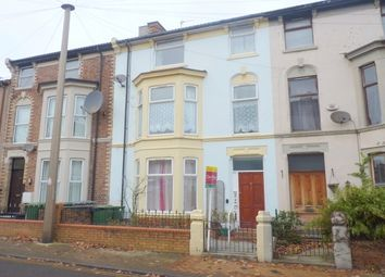 Thumbnail 2 bedroom flat to rent in Tollemache Street, New Brighton, Wallasey