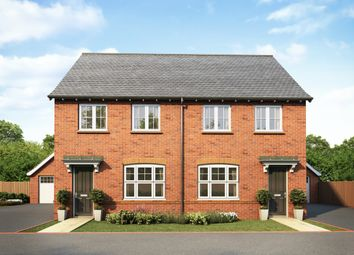 Thumbnail 3 bed semi-detached house for sale in The Mulberries, Hatfield Road, Witham, Essex