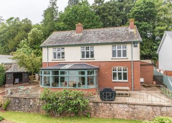 Thumbnail 4 bed detached house for sale in Penton Rise, Old Tiverton Road, Crediton