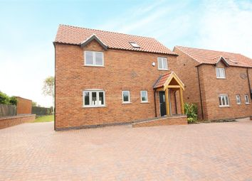 Thumbnail 3 bed detached house for sale in Caunton Road, Hockerton, Southwell