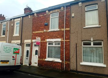 Thumbnail 2 bed terraced house for sale in Wilson Street, Hartlepool