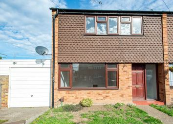 Thumbnail 3 bed semi-detached house for sale in Stansted Crescent, Bexley