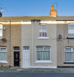 Thumbnail 2 bed terraced house for sale in 50 Stephen Street, Hartlepool, Cleveland