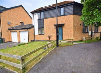 Thumbnail 3 bedroom semi-detached house for sale in Moulton Place, Newcastle Upon Tyne