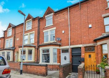 Thumbnail 3 bed terraced house for sale in Derbyshire Lane, Hucknall, Nottingham, Nottinghamshire