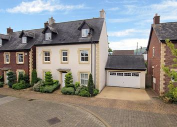 Thumbnail 5 bed detached house for sale in Croesonen Gardens, Abergavenny