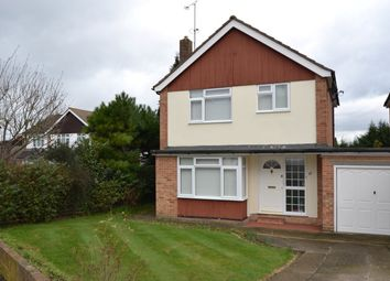 Thumbnail 3 bed link-detached house for sale in Roselands Avenue, Hoddesdon