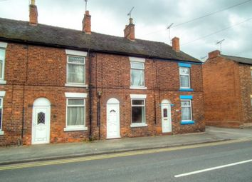 Thumbnail 2 bed terraced house to rent in Crewe Road, Nantwich