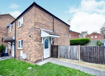 Thumbnail 2 bed end terrace house for sale in Vera Crescent, Rainworth, Mansfield