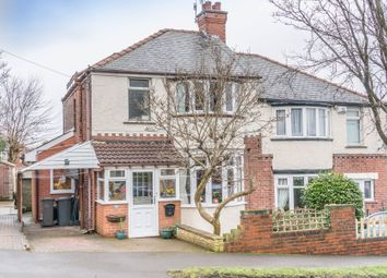 Thumbnail 3 bed semi-detached house for sale in Renshaw Road, Greystones, Sheffield, South Yorkshire