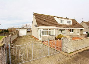 Thumbnail 2 bed semi-detached house for sale in 1 Sandmill Crescent, Stranraer