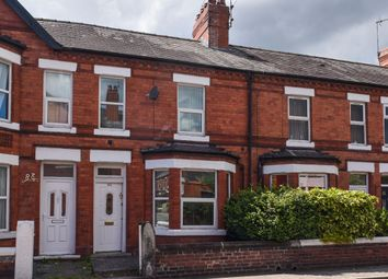 Thumbnail 4 bedroom terraced house to rent in Ermine Road, Hoole, Chester