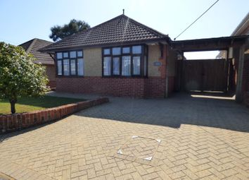 Thumbnail 2 bed bungalow to rent in Spencer Road, Southampton