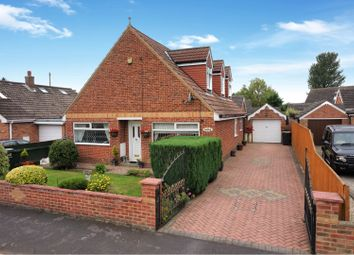 Thumbnail 4 bed detached house for sale in Stoney Way, Tetney, Grimsby