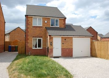 Thumbnail 3 bed detached house for sale in Baron Avenue, Ashton-Under-Lyne