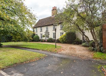 Thumbnail 7 bed detached house for sale in The Street, Redgrave, Diss