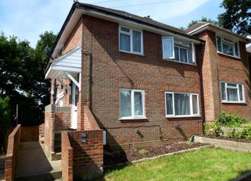 Thumbnail 2 bed maisonette to rent in Witts Hill, Midanbury, Southampton