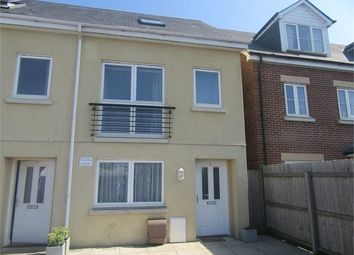 Thumbnail 3 bed end terrace house for sale in Tudor Close, Newton Abbot, Devon.