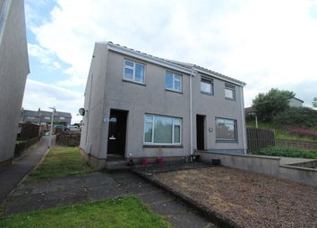Thumbnail 3 bed semi-detached house to rent in Linton Court, Inverbervie, Montrose