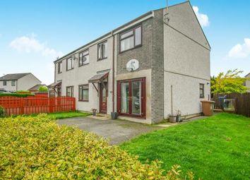 Thumbnail 4 bed semi-detached house for sale in Bro Eglwys, Bethel, Caernarfon