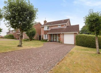 Thumbnail 4 bed detached house for sale in Priory Green, Highworth, Wiltshire