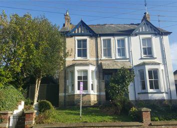 Thumbnail 4 bedroom semi-detached house for sale in Kenwyn Road, Truro, Cornwall