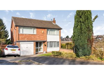Thumbnail 4 bed detached house for sale in Blantyre Avenue, Nottingham