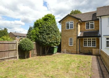 Thumbnail 3 bed end terrace house for sale in Dunsmore Road, Walton-On-Thames, Surrey