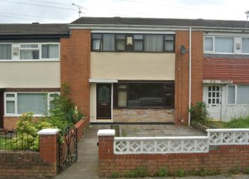 Thumbnail 3 bed terraced house for sale in Stanhope Drive, Huyton, Liverpool
