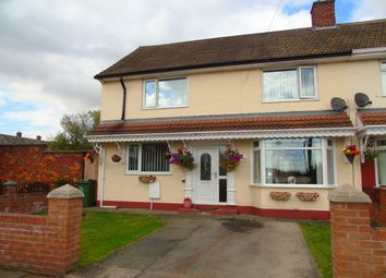 Thumbnail 4 bedroom semi-detached house for sale in Dunkeld Close, Stockton-On-Tees